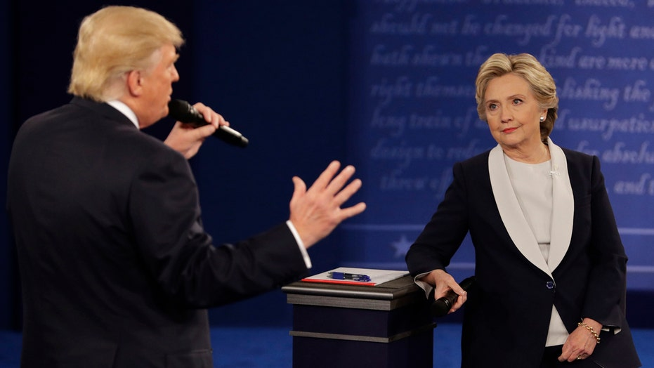 Trump's words vs. Clinton's record: How will Americans vote?