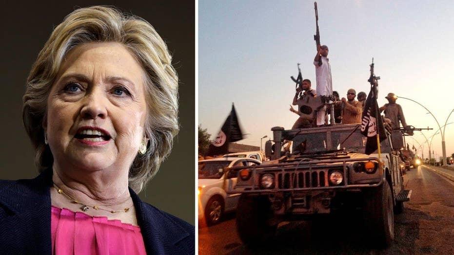 Clinton in leaked email: Saudi Arabia, Qatar funding ISIS