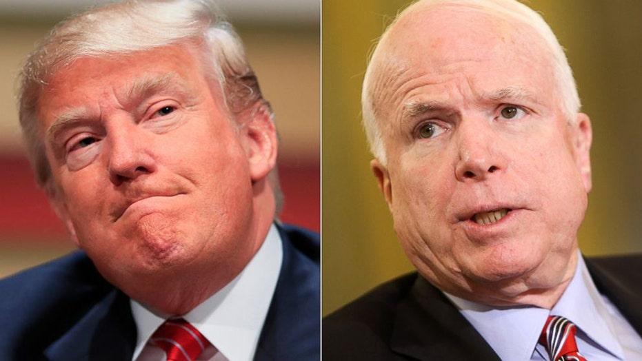 Meghan McCain on dad dumping Trump: The choice wasn't easy