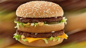 Generation favors trendier burger chains; the 'Red Eye' panel reacts