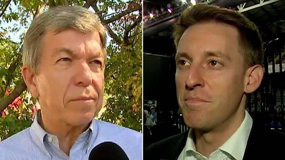 Missouri Senate race could tip balance on Capitol Hill