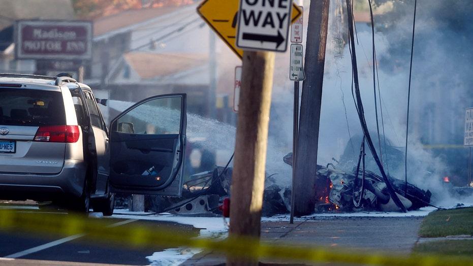 NTSB: Connecticut plane crash was intentional