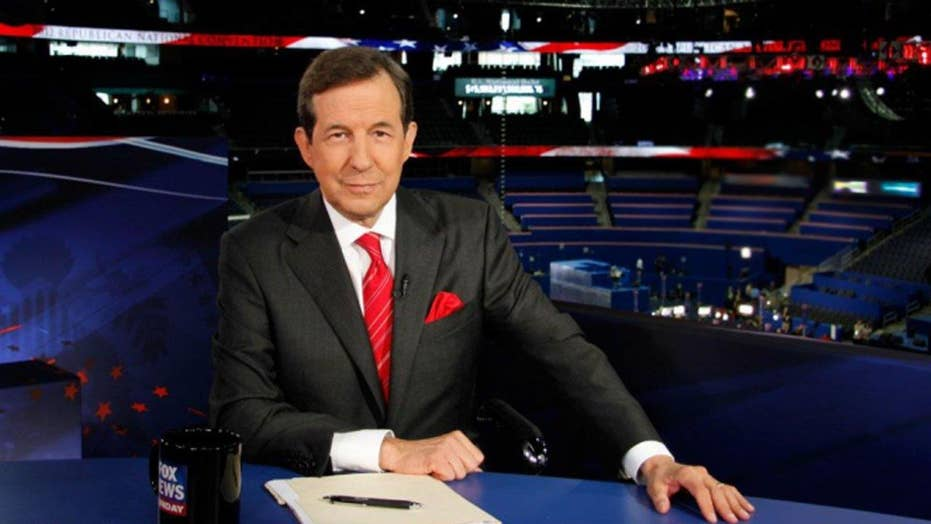Chris Wallace announces topics for third presidential debate