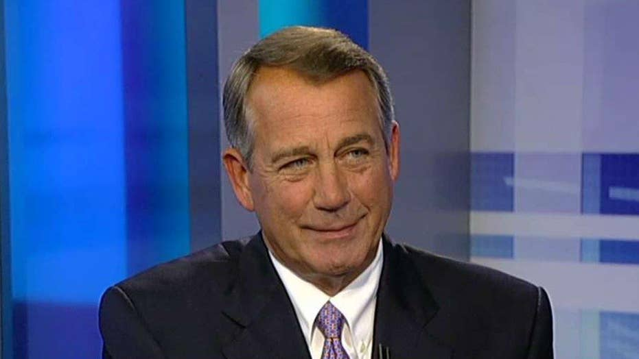 Boehner: SCOTUS is why I'm voting for Trump