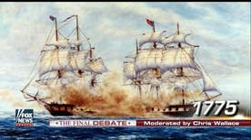 October 13, 1775: The Continental Congress orders the creation of a naval fleet
