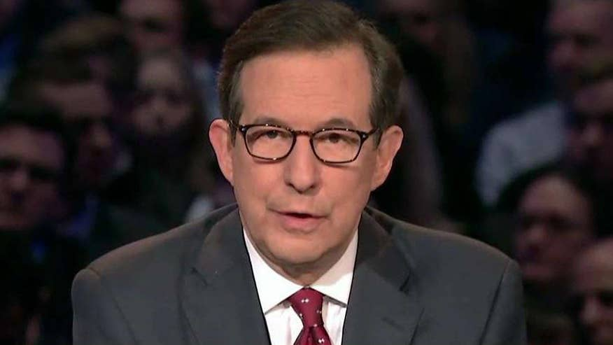 The 'Fox News Sunday' host has to deal not just with policy issues, but with allegations of sexual assault against Trump and Bill Clinton; Howard Kurtz provides insight on 'Special Report'