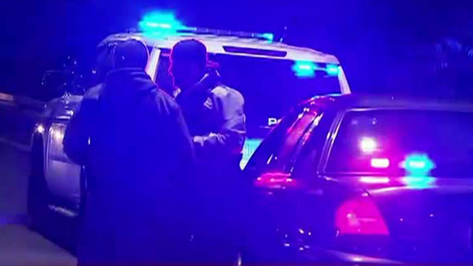 Two Boston police officers clinging to life after attack