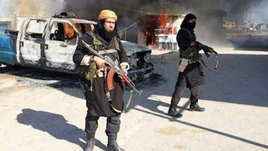 New report suggests ISIS losing ground in Iraq