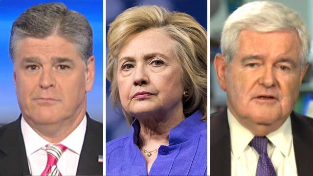 Hannity: WikiLeaks uncovered bombshell Clinton revelations