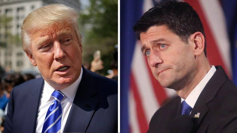 Did Speaker Ryan misplay his dealing with Donald Trump?