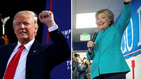 Clinton's big poll lead fueling GOP down ballot concerns; pollster Glen Bolger breaks down the races