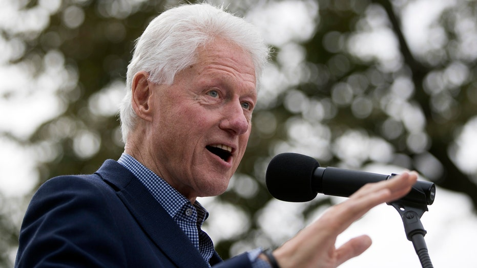 Did Bill Clinton receive a $1 million gift from Qatar?