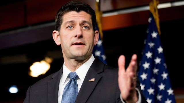 Speaker Paul Ryan sounds the alarm about GOP House races