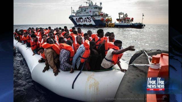 Inside Intl Red Cross effort to rescue refugees