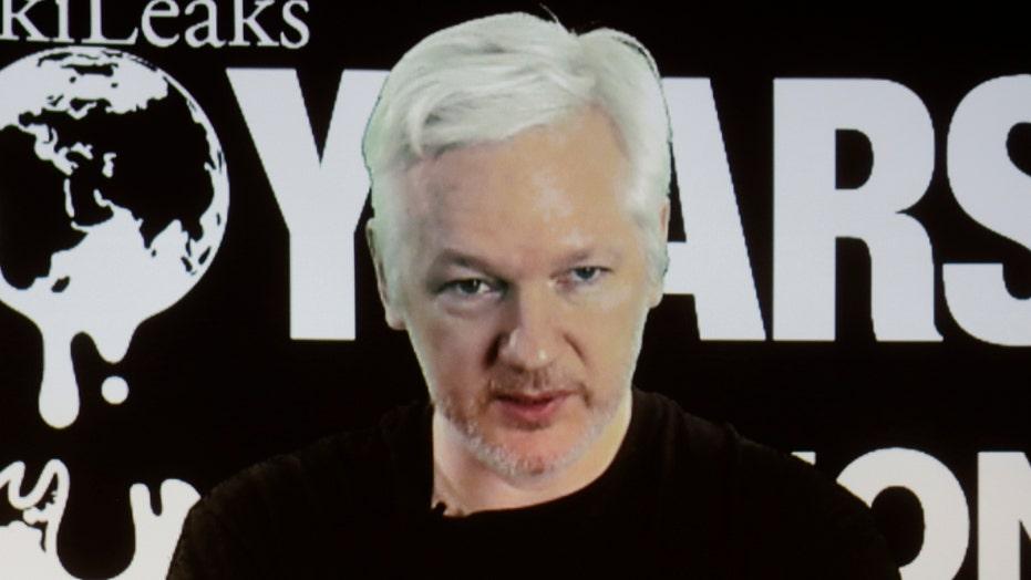WikiLeaks founder Julian Assange's internet access cut