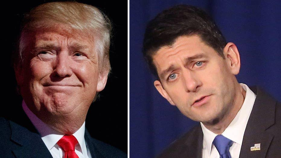 Trump team: Paul Ryan's actions will come back to haunt him