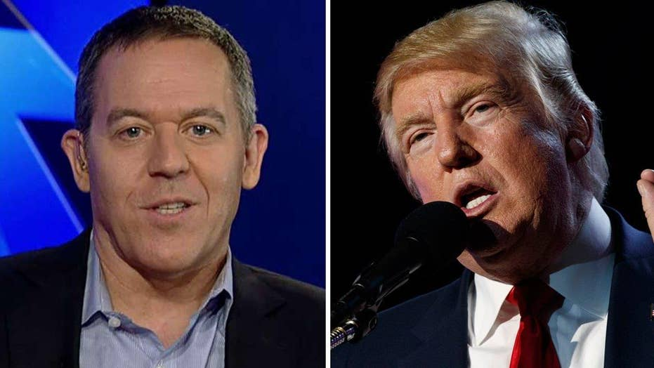 Gutfeld: Was Donald Trump set up by the media?