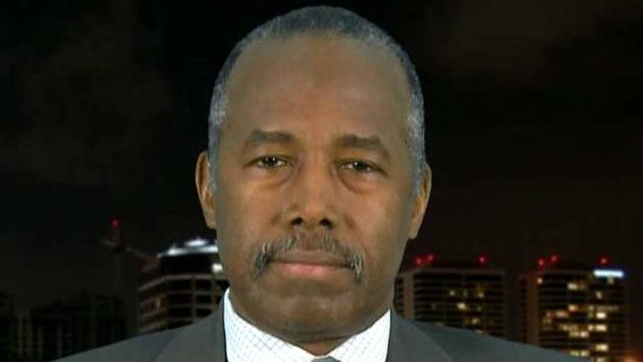 Dr. Ben Carson on Trump's 'rigged' election claims