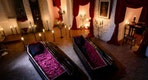 Contest winners will spend Halloween in Castle Dracula in Transylvania
