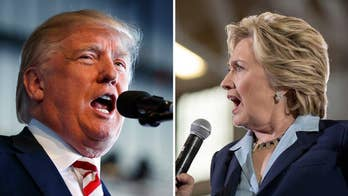 Poll: Clinton has decisive edge on Trump on issues