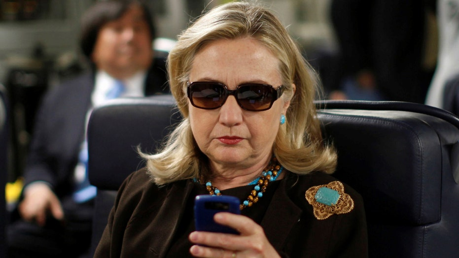 Did the FBI change Clinton's email classifications?