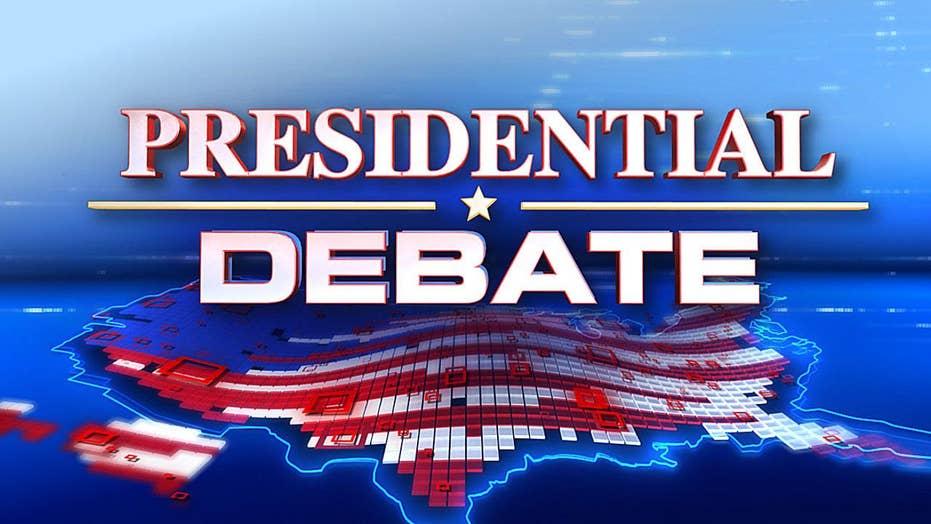 Presidential Debate - October 19, 2016