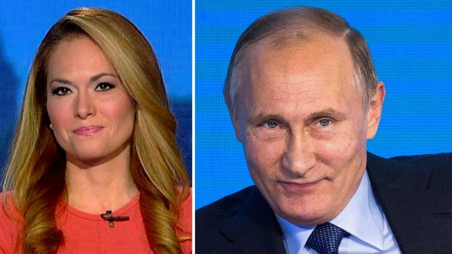 Gillian Turner on how US can combat Russian aggression