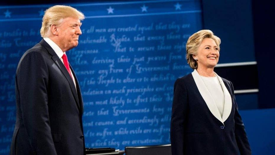 Round 3: 'The Five' preview the final presidential debate