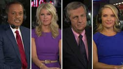 All-Star panel reaction to the third and final presidential debate