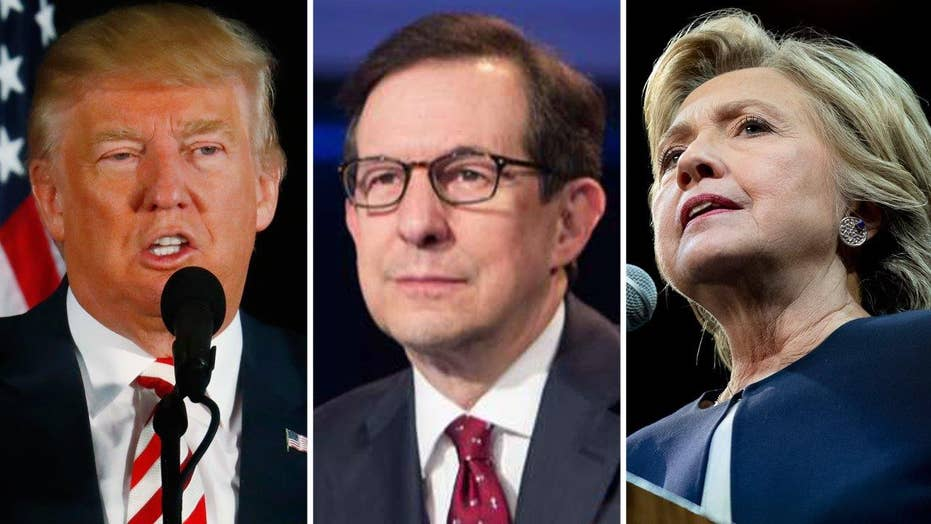 Biggest debate challenges for candidates, moderator Wallace