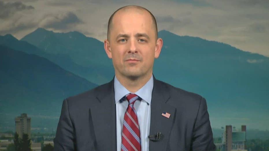 Evan McMullin on building a new conservative movement