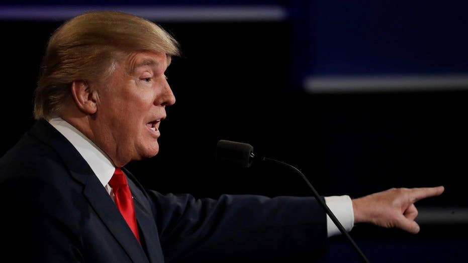 Trump on accusers: Their stories have been largely debunked