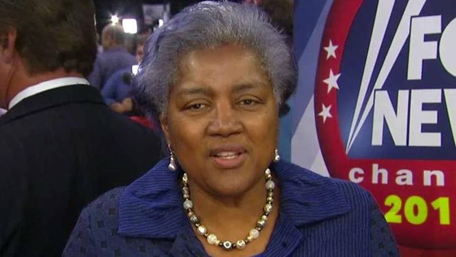 Donna Brazile on claims Democrats incited campaign violence