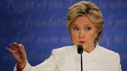 Hillary Clinton's latest mishandling of sensitive information may have occurred before an audience of  million.