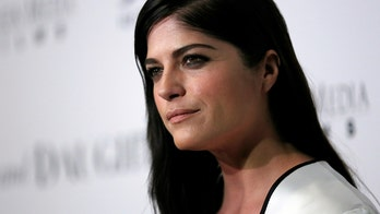 Selma Blair posts picture on Instagram, praised by fans as 'glam warrior'