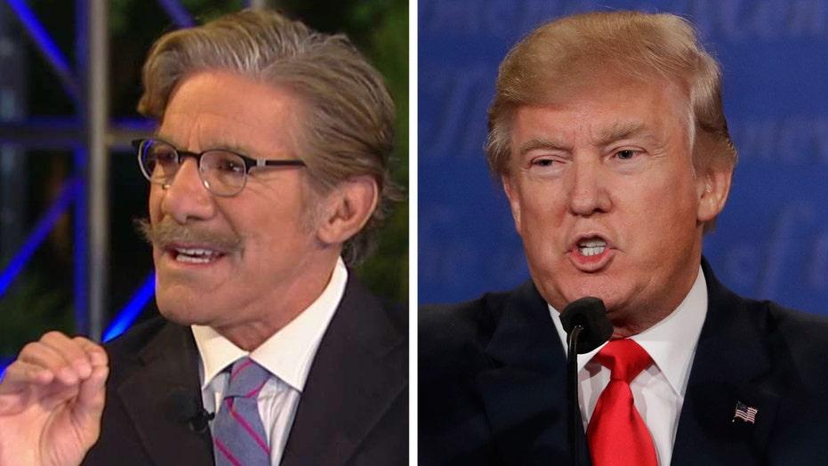 Geraldo: I love Trump but 'bad hombres' is a dumb remark
