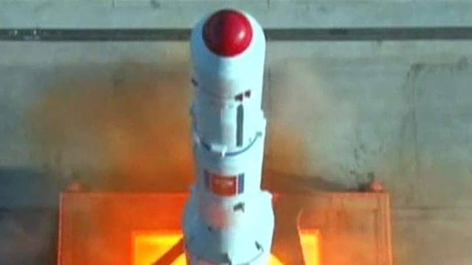 North Korea missile test fails to launch