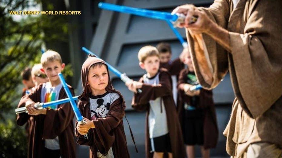 Disney sues lightsaber schools
