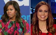Fox News contributor Julie Roginsky and Trump supporter David Wohl react on 'The Kelly File' to Donald Trump's attacks on the first lady
