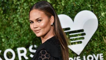 Chrissy Teigen says she chipped her tooth on 'Family Feud'