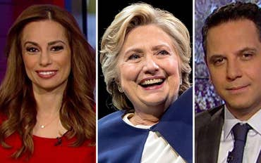 Fox News contributors debate optics vs. ethics