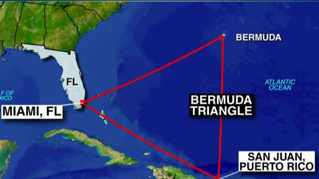 recent research on bermuda triangle