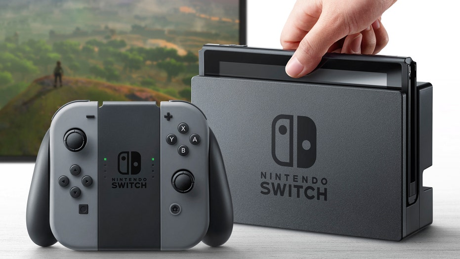 Nintendo Switch: Nintendo's big move to 'reinvent gaming'