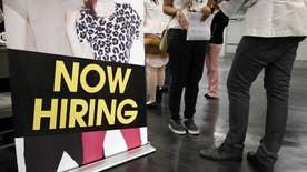 Cheryl Casone of the Fox Business Network talks companies that are hiring