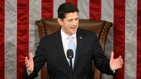 Paul Ryan in a fight to save the GOP majority