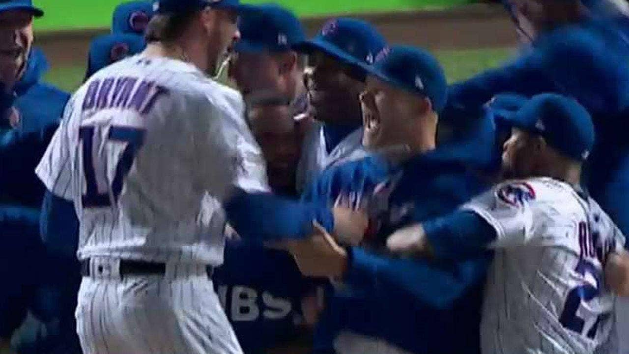 Overjoyed Chicago Cubs fans turn attention to team's first ...