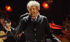 Bob Dylan silent
