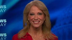 Kellyanne Conway: This race is not over
