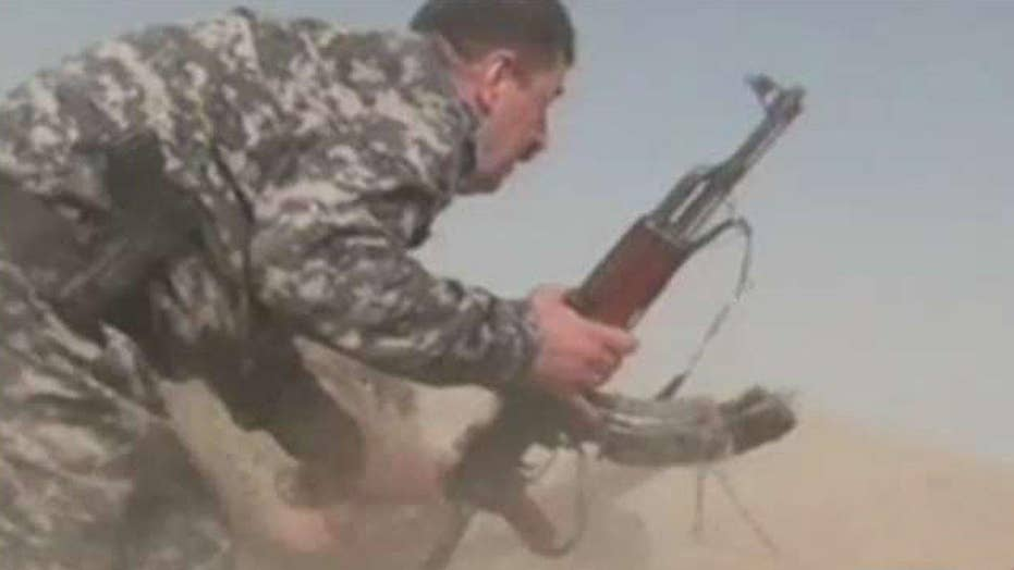 Eric Shawn reports: The battle for Mosul