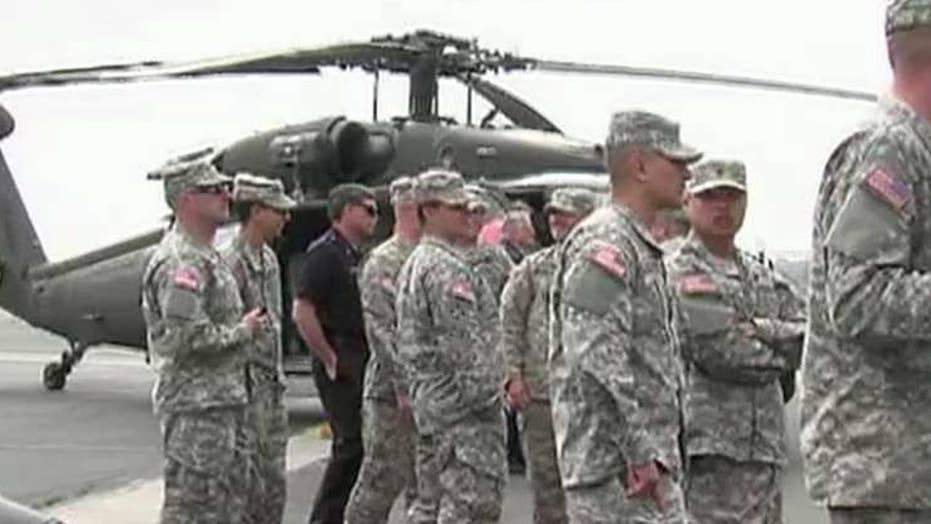 Thousands of soldiers ordered to repay enlistment bonuses